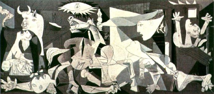 Picasso - Guernica