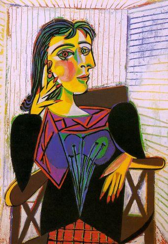 Picasso - Ritratto di Dora Maar