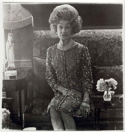 Diane Arbus - Portrait - 1968