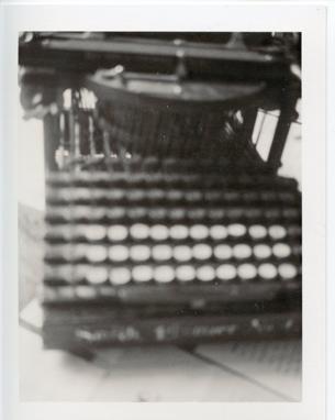 Hermann Hesse's typewriter