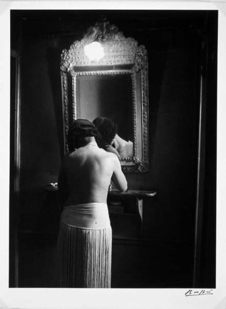 Brassaï - Fille de joie, circa 1932